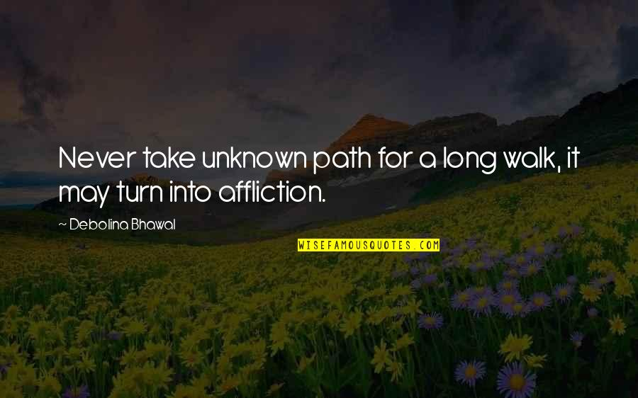 Shell Script Nested Quotes By Debolina Bhawal: Never take unknown path for a long walk,