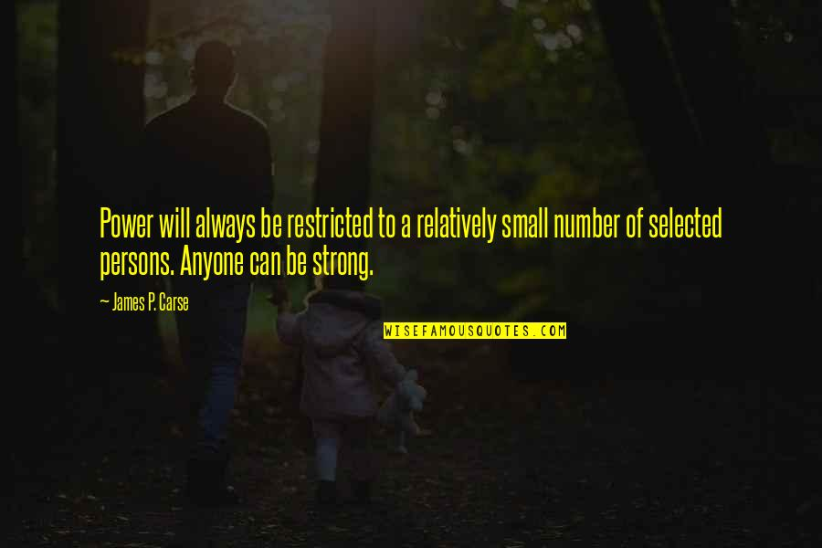 Small But Strong Quotes: top 23 famous quotes about Small