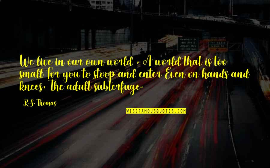 Small In The World Quotes Top 92 Famous Quotes About Small In The World