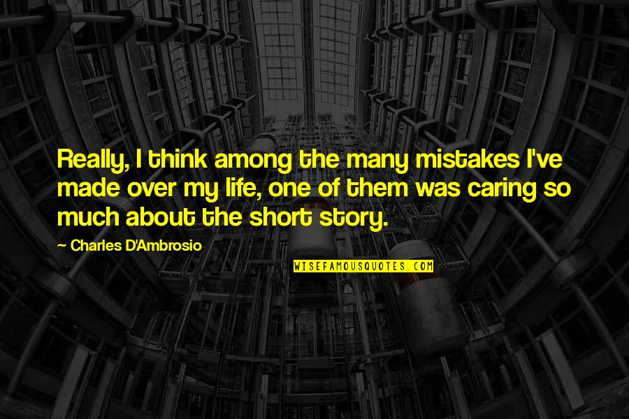So Many Mistakes Quotes Top 80 Famous Quotes About So Many Mistakes