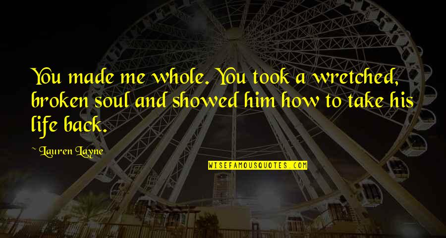 Soul Broken Quotes: top 70 famous quotes about Soul Broken