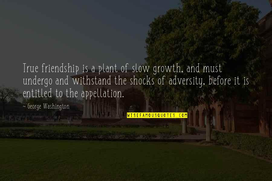 Split String Comma Quotes By George Washington: True friendship is a plant of slow growth,