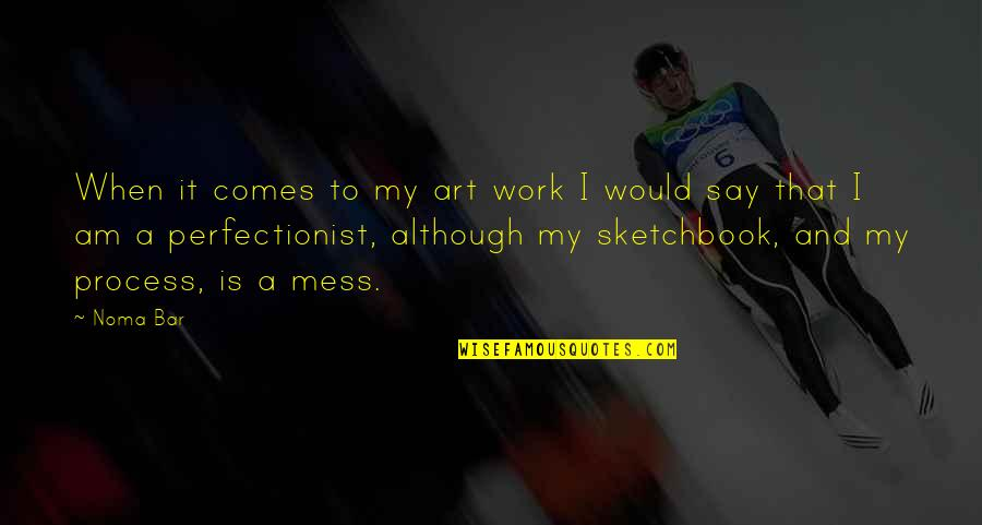 St Charles Borromeo Quotes By Noma Bar: When it comes to my art work I
