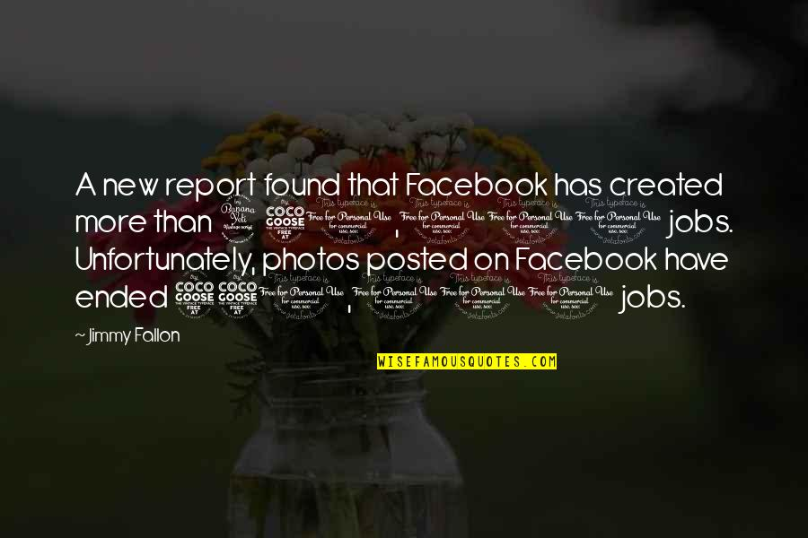 Staying Positive Through Cancer Quotes By Jimmy Fallon: A new report found that Facebook has created
