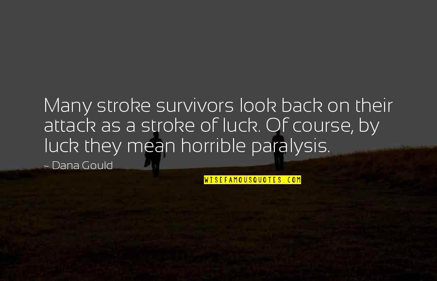Quotes stroke survivor Life Insurance