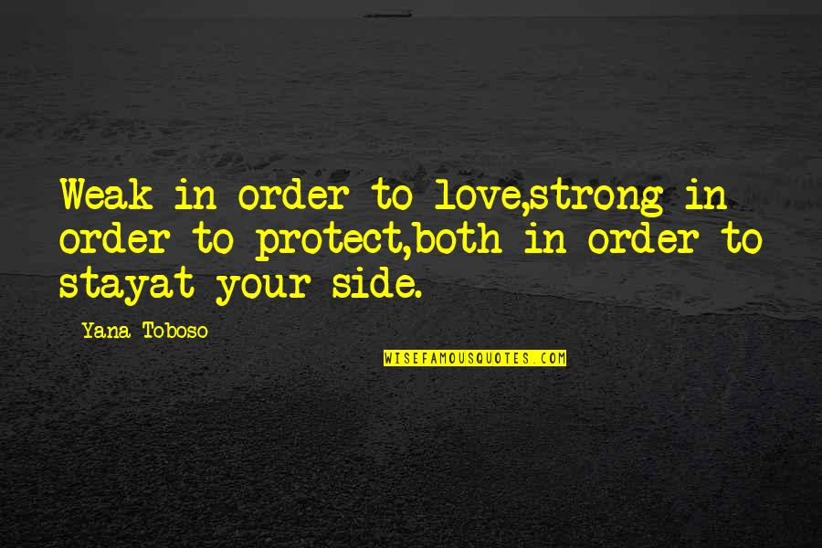 Strong Protect The Weak Quotes: top 17 famous quotes about