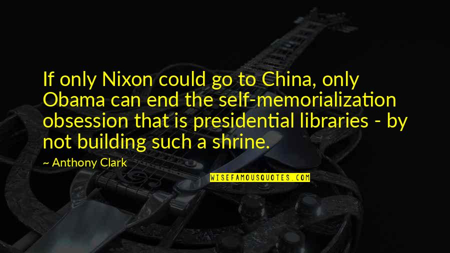 Super Funny Friendship Quotes By Anthony Clark: If only Nixon could go to China, only