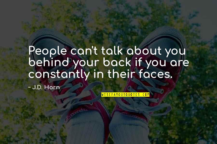 Talk Behind Your Back Quotes Top 26 Famous Quotes About Talk Behind