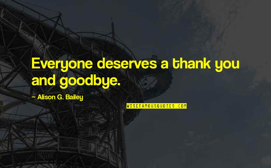 Goodbye thank quotes you 100 Thank