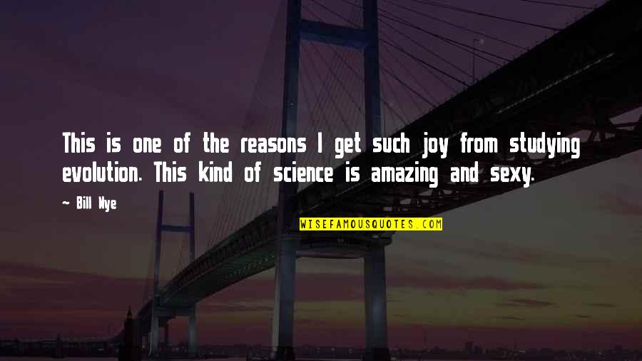 Thanking God For Recovery Quotes By Bill Nye: This is one of the reasons I get