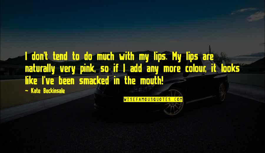 The Colour Pink Quotes Top 6 Famous Quotes About The Colour Pink