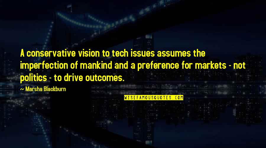 The Last Word Movie Quotes By Marsha Blackburn: A conservative vision to tech issues assumes the