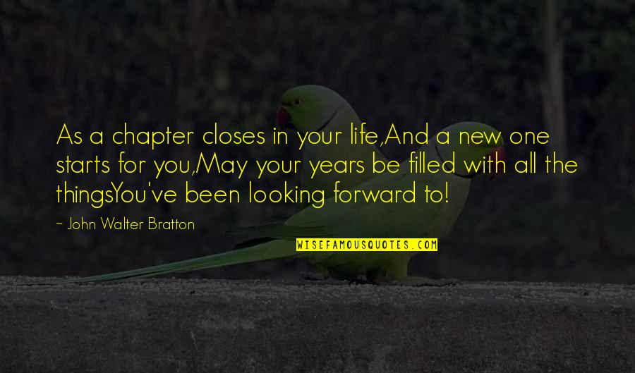 The New Chapter Of Life Quotes Top 25 Famous Quotes About The New