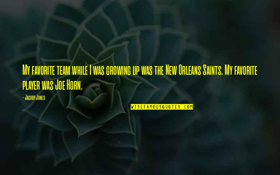 The New Orleans Saints Quotes: top 1 famous quotes about The ...