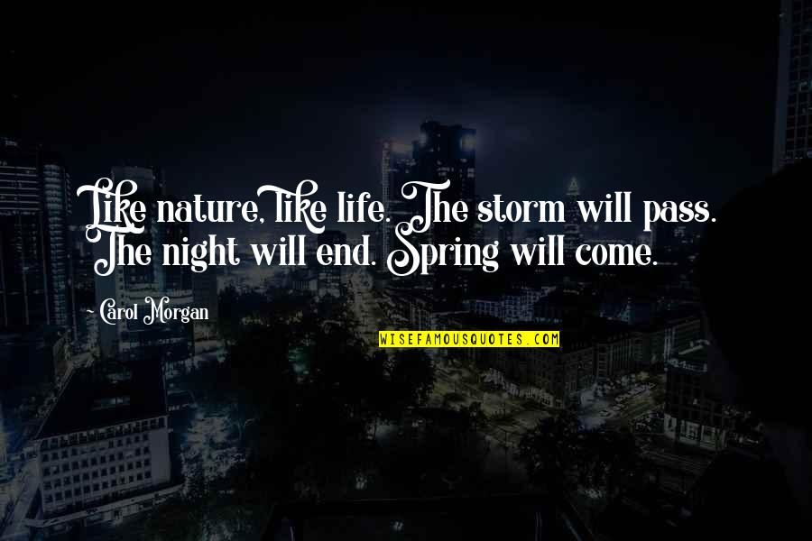 The Storm Will Pass Quotes Top 14 Famous Quotes About The Storm