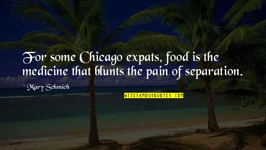 The Virginia Tech Shooting Quotes By Mary Schmich: For some Chicago expats, food is the medicine