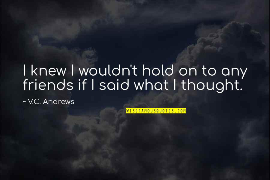 Thought We Were Friends Quotes: top 34 famous quotes about ...