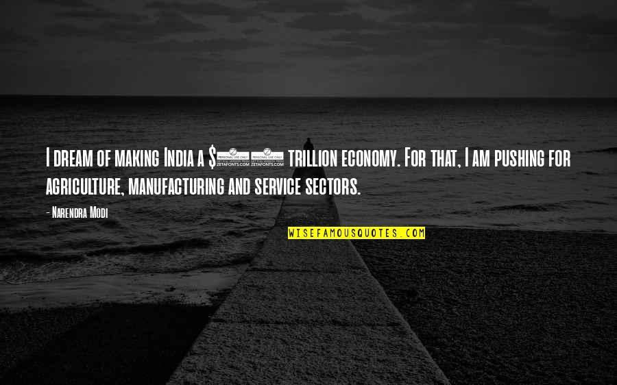 Trillion Quotes By Narendra Modi: I dream of making India a $20 trillion