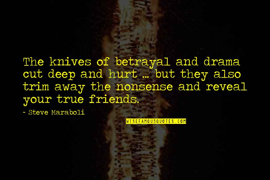 True Friendship And Betrayal Quotes: top 6 famous quotes