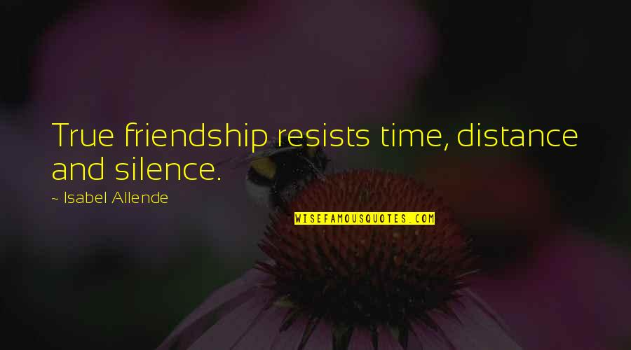 True Friendship And Distance Quotes: top 1 famous quotes ...