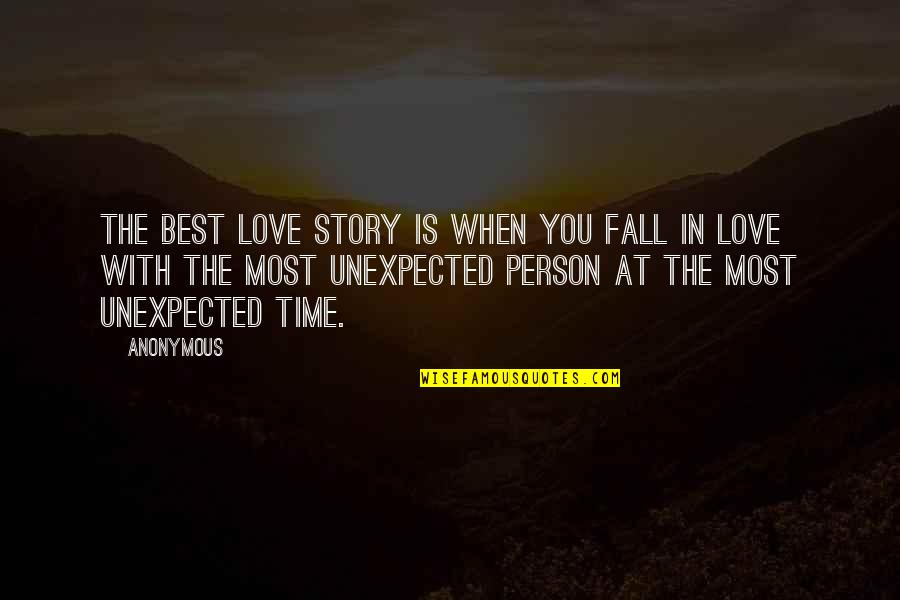 Unexpected Love Quotes: top 39 famous quotes about ...