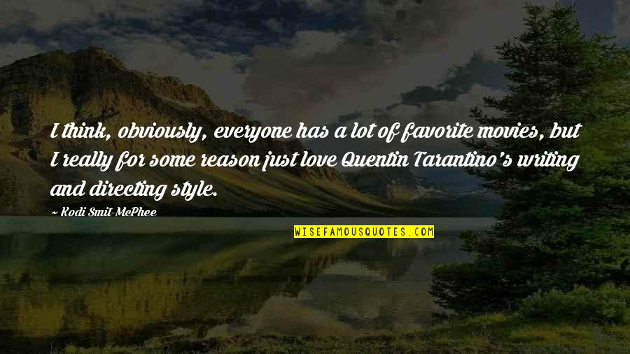 Urime Ditlindja Quotes By Kodi Smit-McPhee: I think, obviously, everyone has a lot of