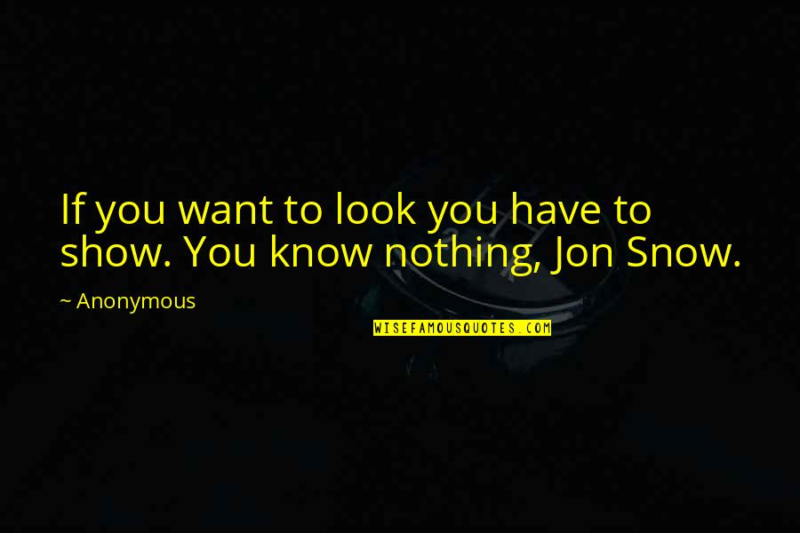 Venkat Quotes By Anonymous: If you want to look you have to