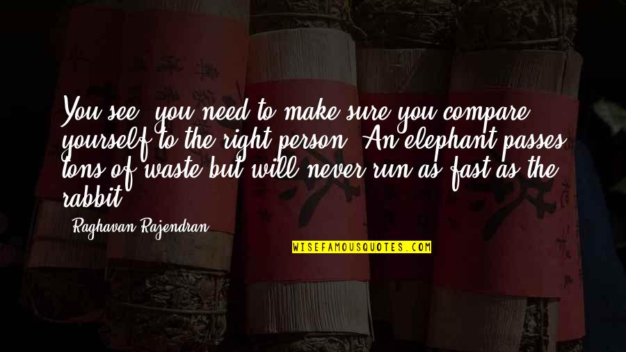 Vintage Shoes Quotes By Raghavan Rajendran: You see, you need to make sure you