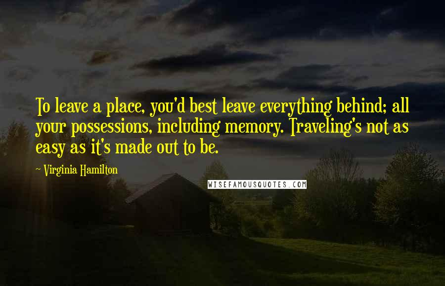 Virginia Hamilton Quotes Wise Famous Quotes Sayings And Quotations