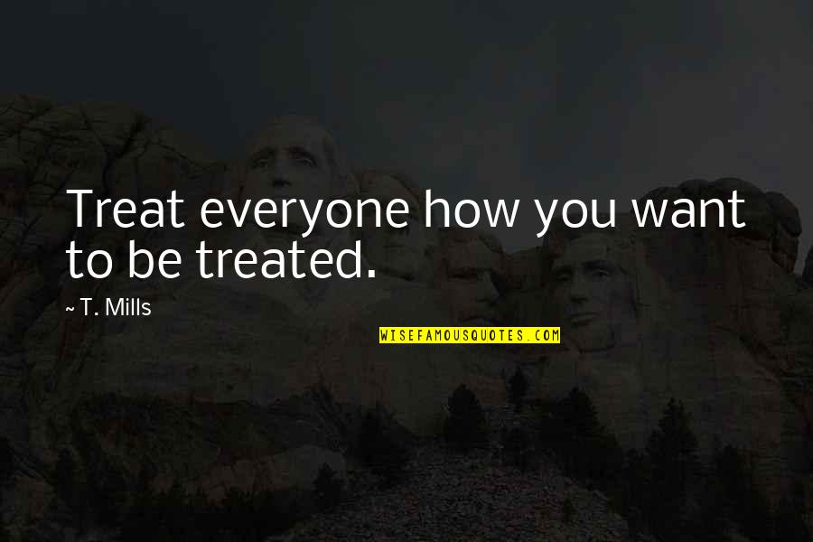 Walgreens Stock Quotes By T. Mills: Treat everyone how you want to be treated.