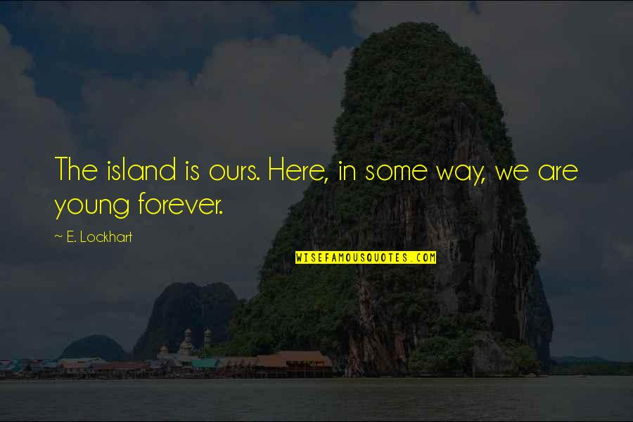 We Are Not Here Forever