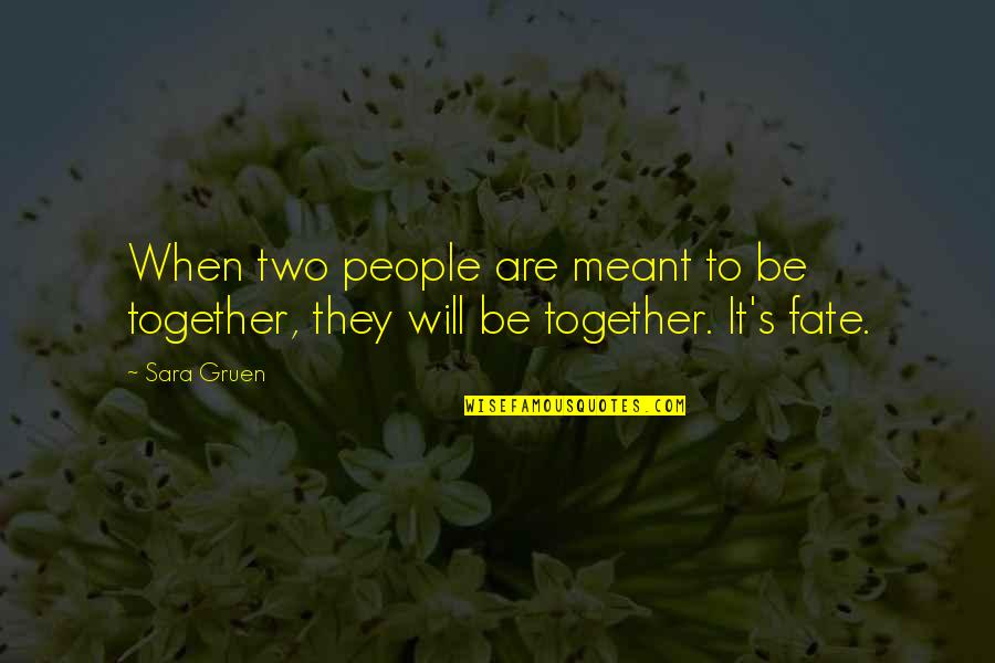 Were Not Meant To Be Together Quotes Top 36 Famous Quotes About We