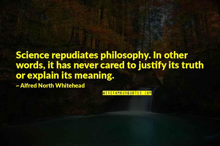Alfred north whitehead dissertation