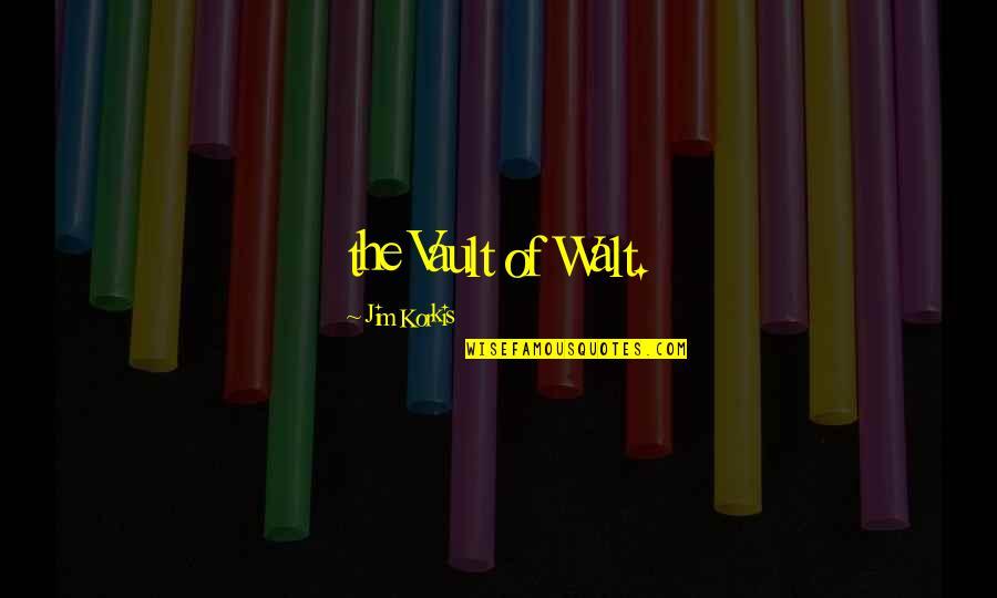 Wojna Quotes By Jim Korkis: the Vault of Walt.