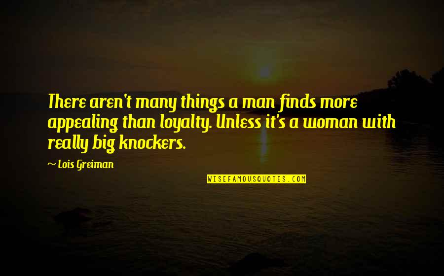 Woman And Mystery Quotes By Lois Greiman: There aren't many things a man finds more
