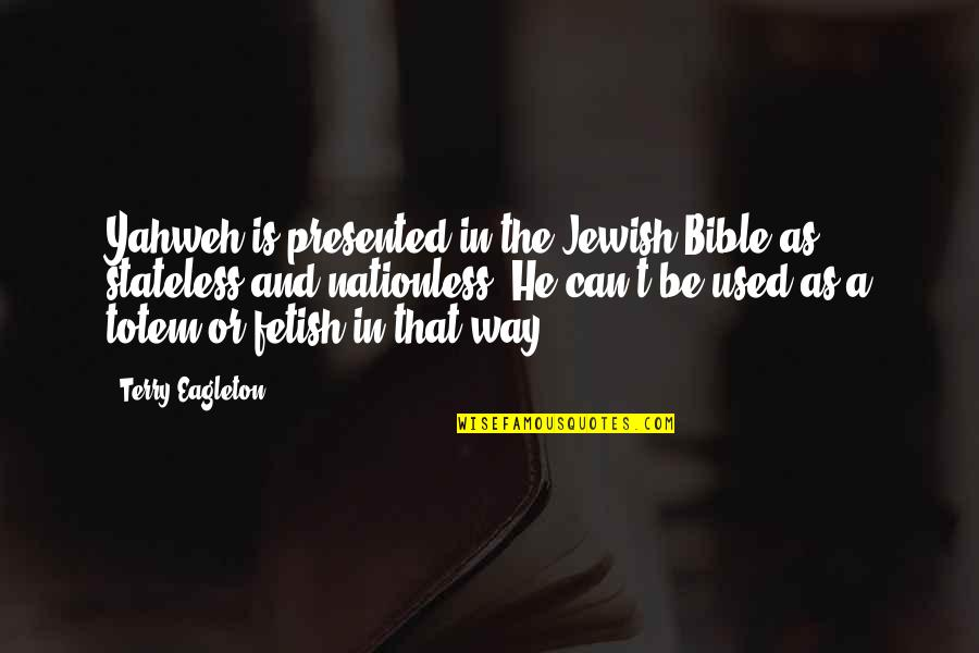 Yahweh Bible Quotes: top 13 famous quotes about Yahweh Bible