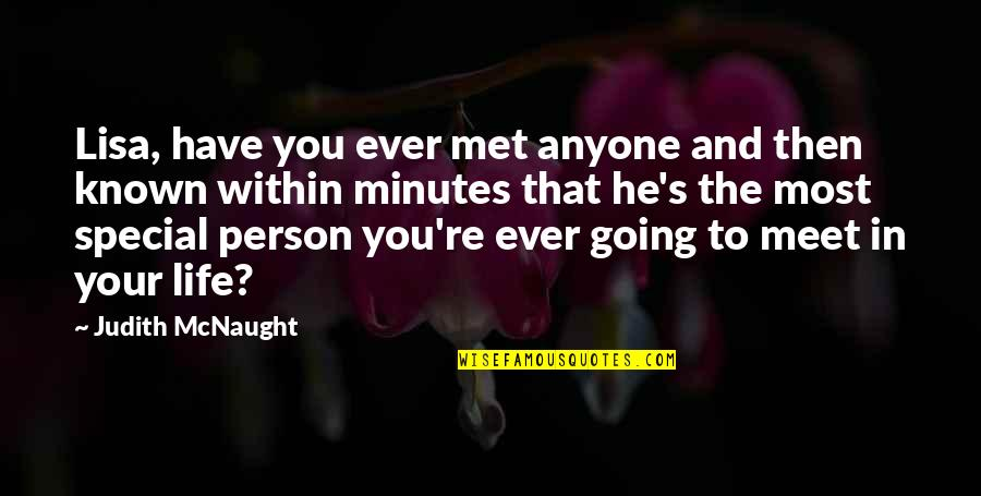 You Are A Special Person In My Life Quotes Top 11 Famous Quotes