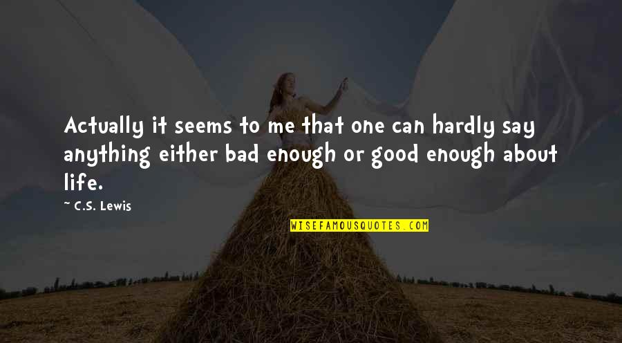 You Are Not Good Enough For Me Quotes Top 30 Famous Quotes About