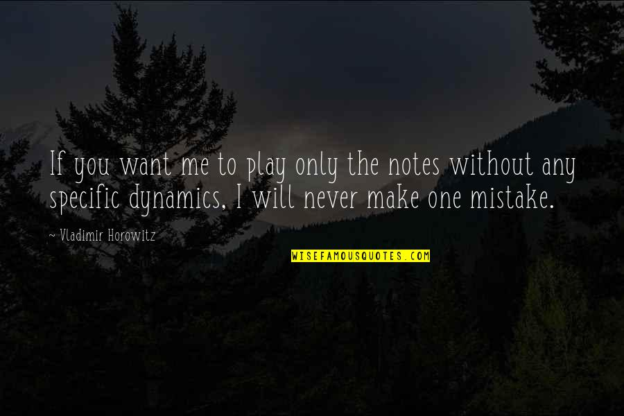 You Play Me I Play You Quotes By Vladimir Horowitz: If you want me to play only the