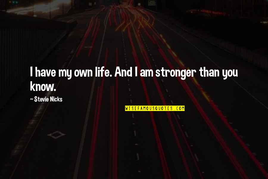 Your Stronger Than You Know Quotes Top 34 Famous Quotes About Your