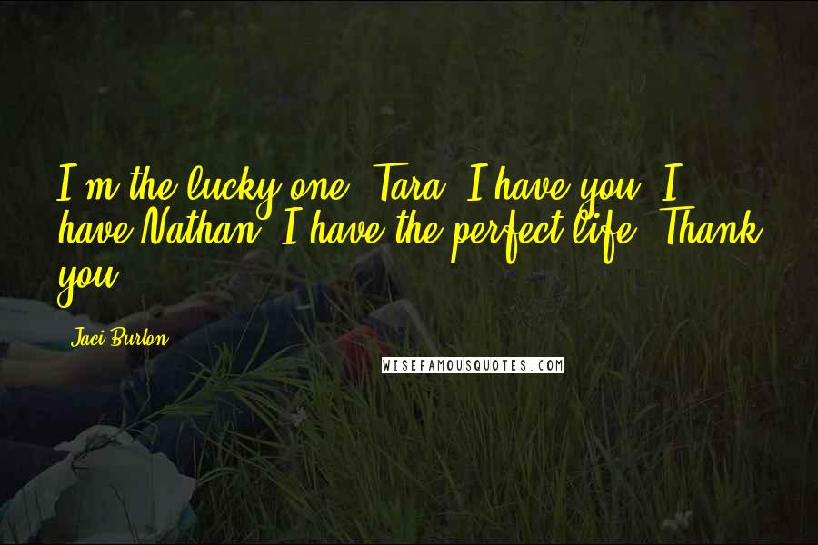 The Lucky Ones Quotes