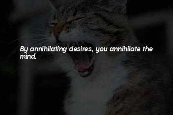 Annihilate Quotes