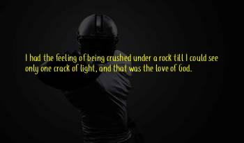 Being Crushed By Your Love Quotes