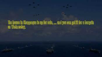 Chappaqua Quotes
