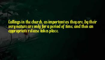 Church And Nature Quotes