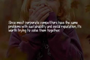 Corporate Sustainability Quotes