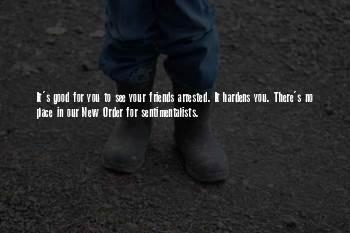 Curt's Quotes