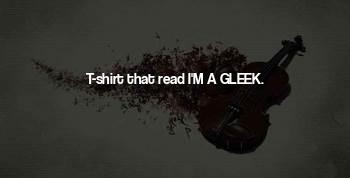 Gleek Quotes