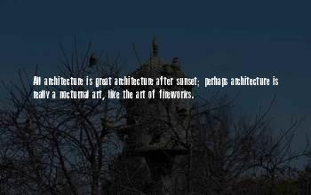 Great Nocturnal Quotes