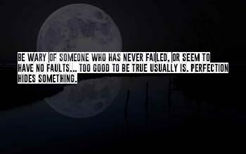 Hidden Motives Quotes